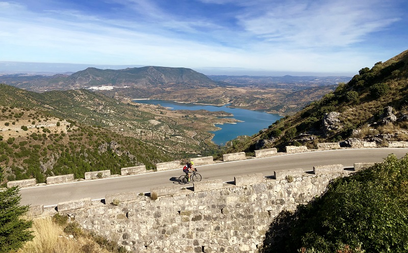 Andalucian Cycling Experience small