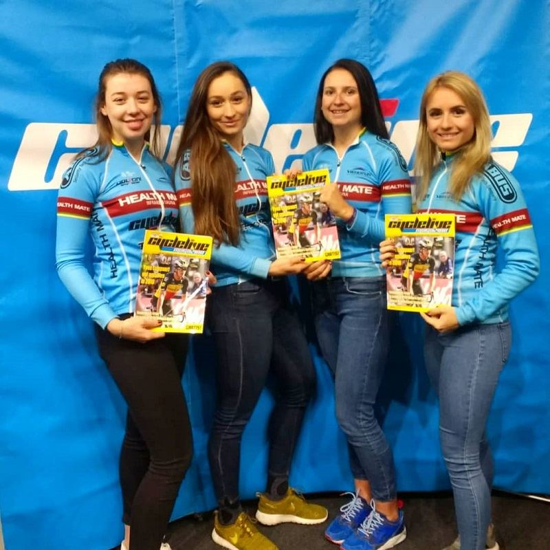 Cyclelive Magazine januari